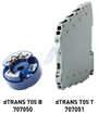 JUMO dTRANS T05 - Programmable Two-Wire Transmitter (707050)
