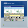 JUMO DICON touch - Two-Channel Process and Program Controller with Paperless Recorder and Touchscreen (703571)